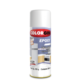 TINTAS SPRAY COLORGIN EPÓXY TUBO 350 ML