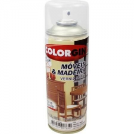 SPRAY COLORGIN SELADORA P/MADEIRA MOV/MAD TUBO 350ML